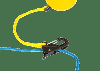 Danik Hook Closeup with Buoy - High Strength Composite
