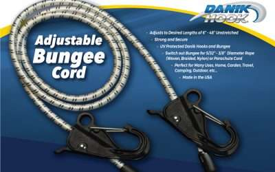 Danik Hook Unveils its Innovative New Adjustable Bungee Cord