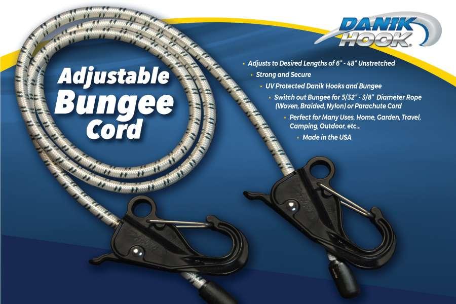 Danik Hook Unveils its Innovative New Adjustable Bungee Cord